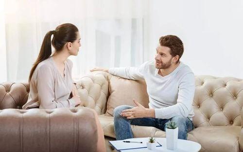 Senso di rifiuto verso il partner e l'importanza di parlarne assieme.