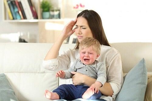 Trattamento della depressione post parto