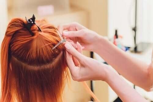 Extension per capelli: sono rischiose?