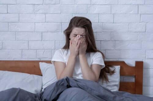 Insonnia da stress: perché ne soffro e cosa posso fare?