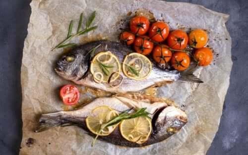 Intossicazione alimentare da pesce.