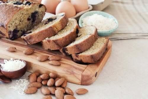 Pane al cocco e mandorle: una ricetta deliziosa