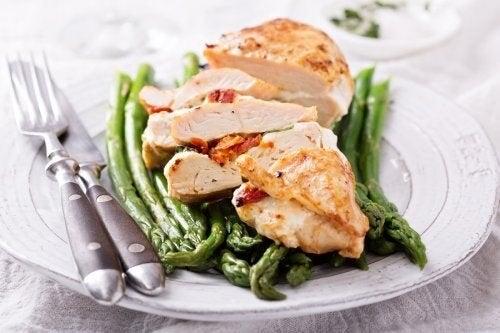 Piatti della dieta mediterranea che aiutano a dimagrire