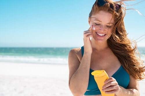 Prevenire le scottature solari alla pelle