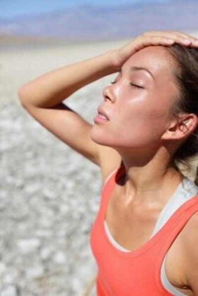 Anidrosi, l'incapacità di sudare in modo normale
