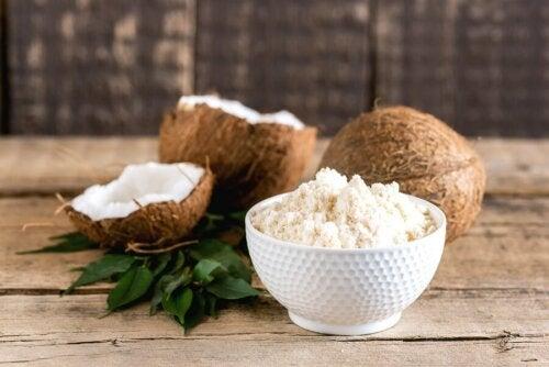 Ricette con la farina di cocco.