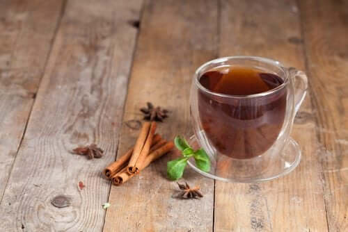 Tè tra i rimedi con la cannella per il prediabete.