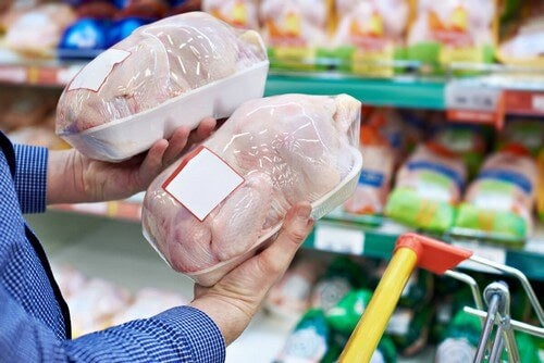 Valori nutrizionali della carne di pollo.