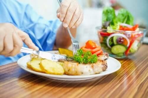 Dieta per i soggetti neutropenici: restrizioni alimentari
