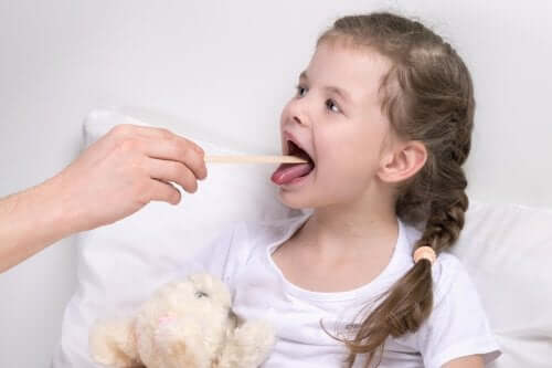 Laringite nei bambini: sintomi e trattamento
