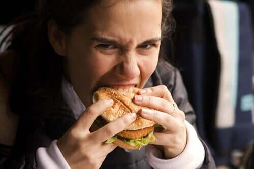 Attacchi di fame.