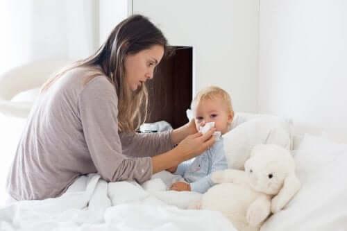 Bronchiolite nel neonato: cosa sapere?