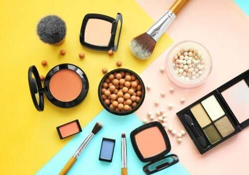 Cosmetici naturali.