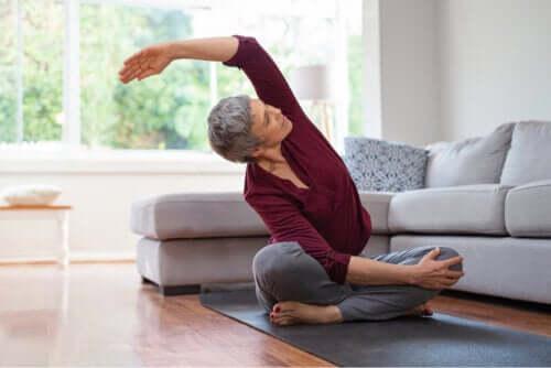 Esercizi per mantenere la schiena sana