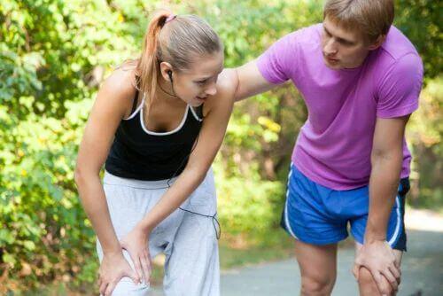 Strappo inguinale: cause e come prevenirlo