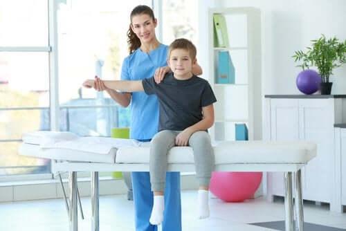 Fisioterapia pediatrica: di cosa si tratta?