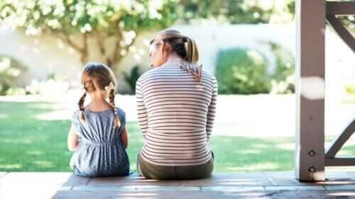 Aiutare i bambini ad affrontare il dolore