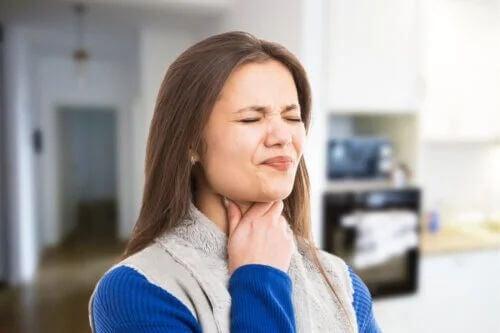 Uvulite: cos'è e perché può verificarsi?