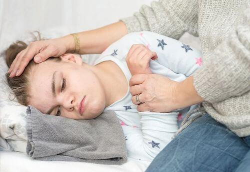Epilessia infantile.