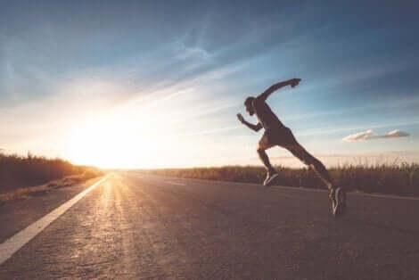 Il capezzolo del podista è un problema del runner.