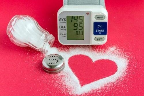 Alimenti a basso contenuto di sodio per la salute del cuore