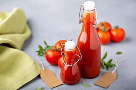 Salsa di pomodoro.