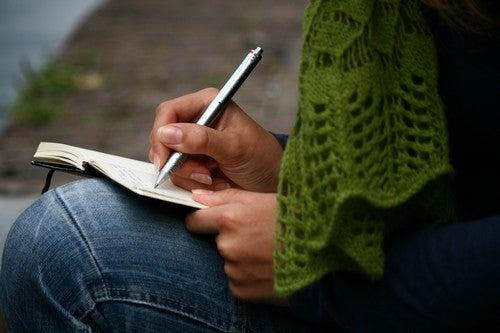 Scrivere per memorizzare.