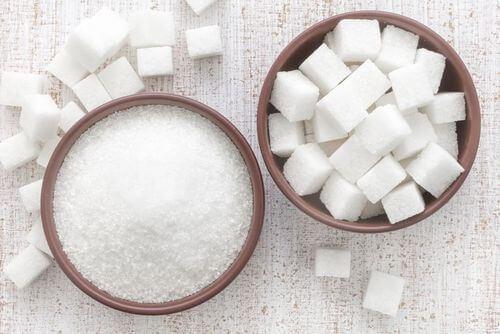 Presentazione di zuccheri.