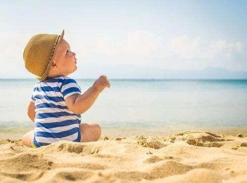Proteggere i bambini dalle ondate di calore