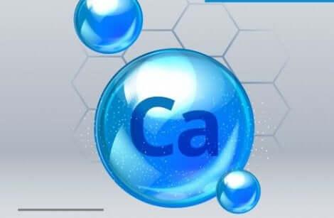 Molecola di calcio.