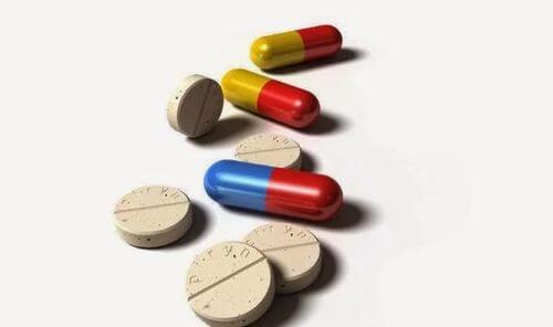 Farmaci diuretici.