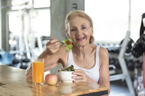 Malnutrizione negli anziani: come evitarla