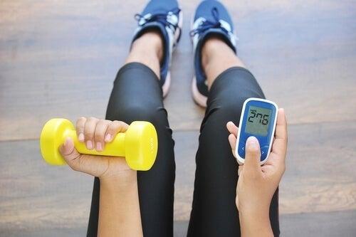 Sport e diabete: consigli per la dieta