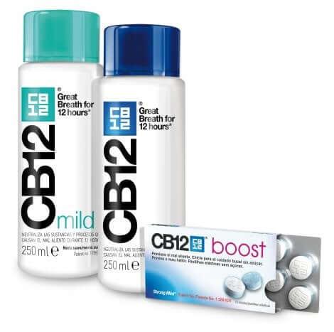 Prodotti CB12 Boost.