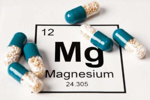 Ipomagnesemia: bassi livelli di magnesio