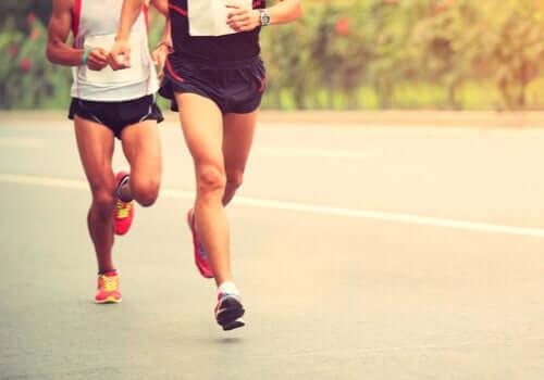 La maratona: rituali, biochimica ed emozioni del corridore