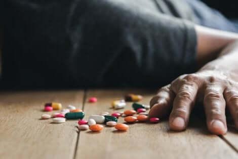 Abuso di farmaci per l'ansia.