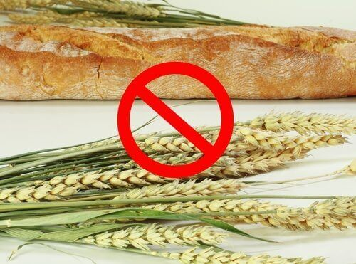 Pane senza glutine.