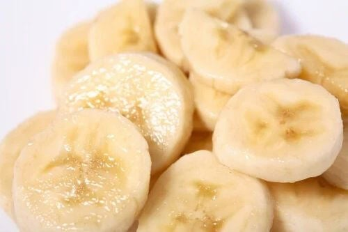 Frutta fonte di carboidrati.