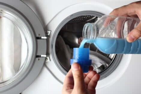 Ammorbidente lavatrice.