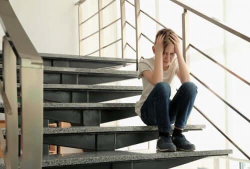 Ansia nei bambini: quanto devo preoccuparmi?