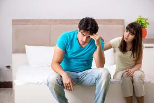 Terapia sessuale per affrontare la disfunzione erettile