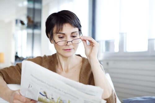 Presbiopia o affaticamento oculare