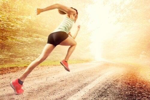 Sprint: aumentare la velocità della corsa