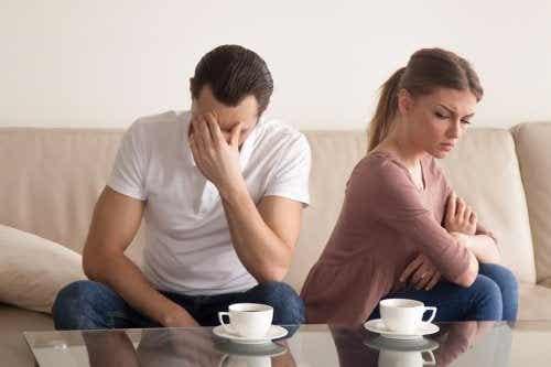 5 cose da non dire al partner