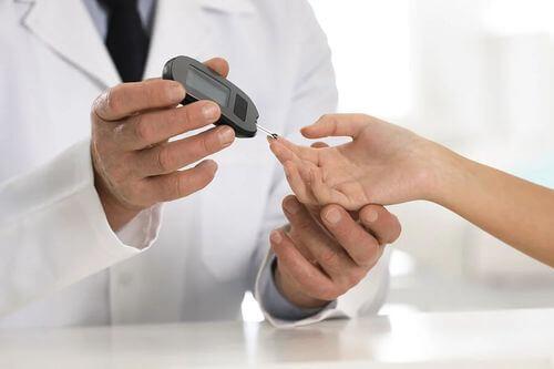 Iperglicemia e diabete.