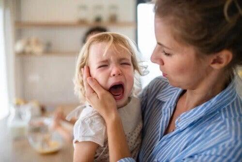 Prevenire e gestire i capricci dei bambini