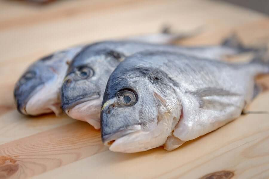 Mercurio nel pesce.