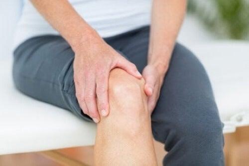 Artrosi del ginocchio.