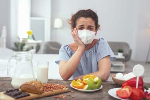 Gli allergeni nelle etichette dei prodotti alimentari